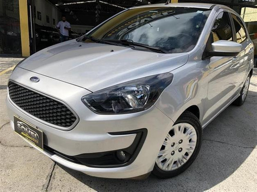 Ford Ka Hatch Ka 1.0 Se/se Plus Tivct Flex 5p Flex Manual