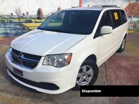Dodge Grand Caravan Sxt 13 Blanco