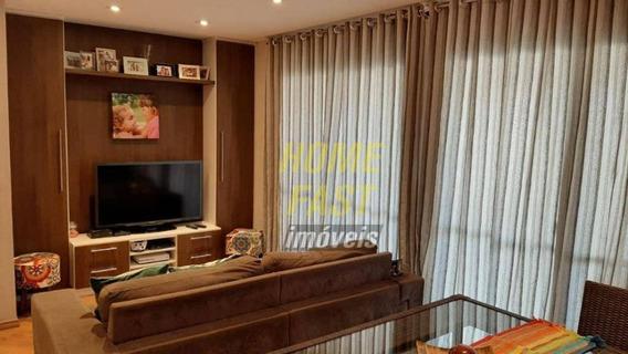 Apartamento Com 3 Dormitórios À Venda, 92 M² Por R$ 630.000,00 - Vila Augusta - Guarulhos/sp - Ap1529