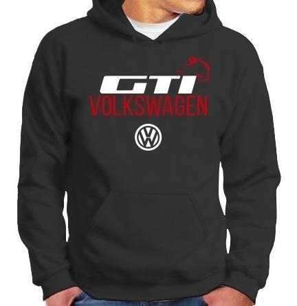 Sudadera Volkswagen Gti 006 Envio Gratis