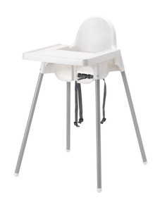 Silla Alta Periquera Alimentacion Bebes Ikea