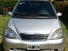 Mercedes Benz Clase A 1.6 A160 Classic 2003