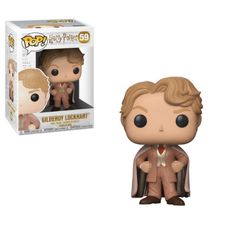 Funko Pop #59 - Gilderoy Lockhart - Harry Potter - Original!