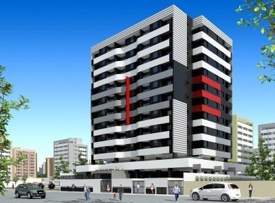 Apartamento Para Venda, 1 Dormitórios, Jatiúca - Maceió - 1135