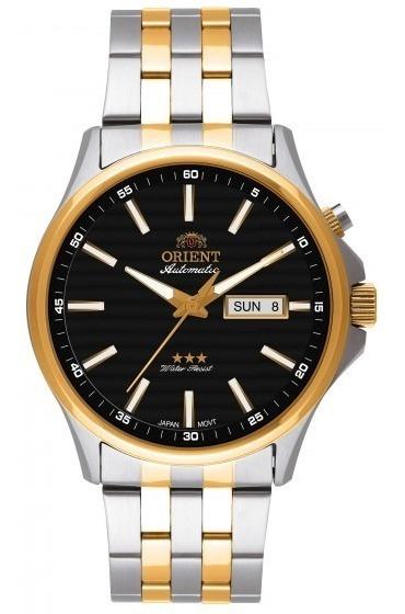 Relógio Orient 469tt043 P1sk Automatic Dourado - Refinado