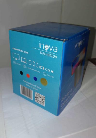 Caixa De Som Portátil Bluetooth Mais Brinde Especial.