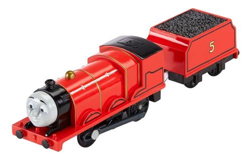 Thomas & Friends, Locomotora Motorizada James