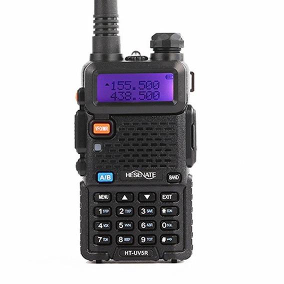Hesenate Ht-uv5r Dual Band Two Way Radio Vhf: 136-174/uhf: 4