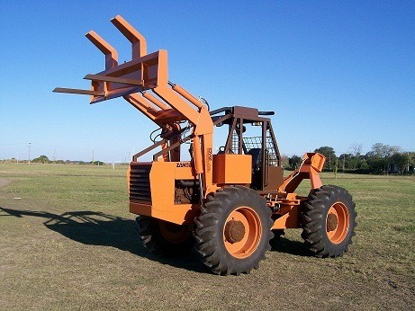 Zanello, Tractor Forestal