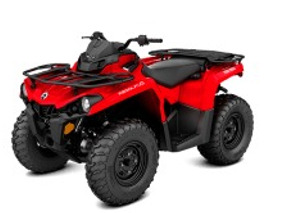 Quadriciclo Outlander 570 Ho Can Am