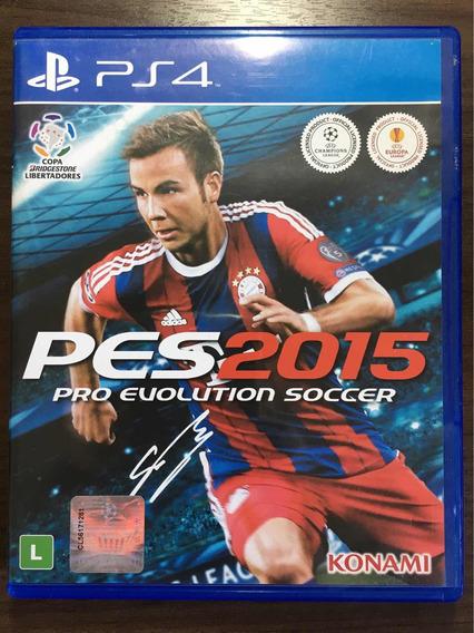 Pro Evolution Soccer Pes 2015 Ps4