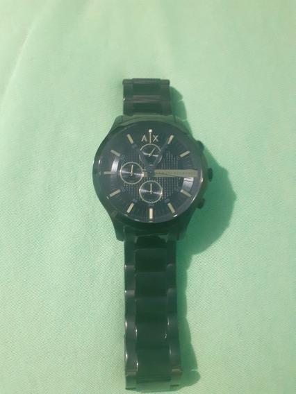 Relógio Armani Exchange Cronógrafo Ax2164/1pn
