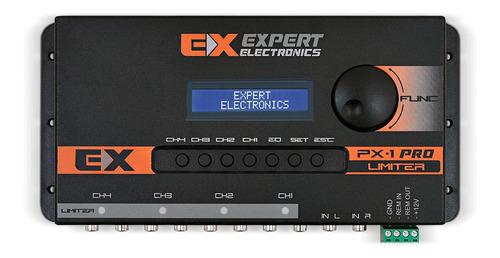 Crossover Expert Px-1 Pro Limiter Processador Digital