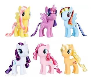 My Little Pony Magic Of Everypony Coleccion De 6 Personajes