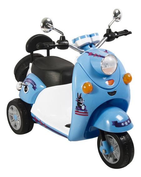 Moto Scooter D5588 Azul