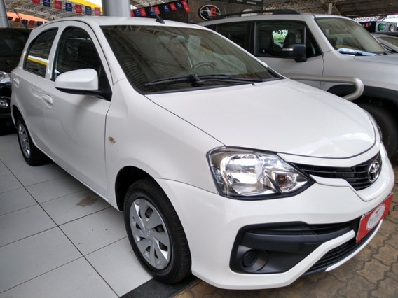 Etios 1.3 X 16v Flex 4p Manual 27236km