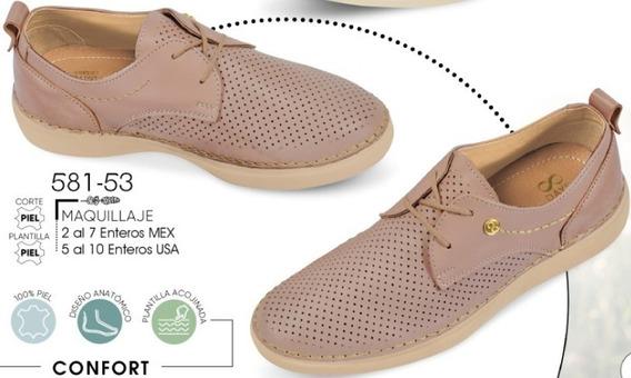 Zapato Dama Maquillaje Mod. 581-53