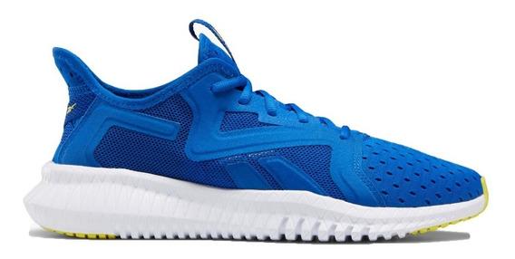 Zapatillas Reebok Hombre Running Flexagon 3.0 Azul Cli