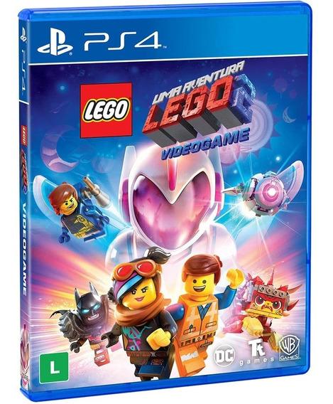 Jogo Uma Aventura Lego Movie 2 Ps4 - Mídia Física Portugues
