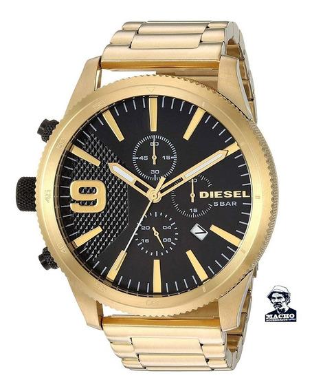 Reloj Diesel Rasp Dz4488 En Stock Original Con Garantia