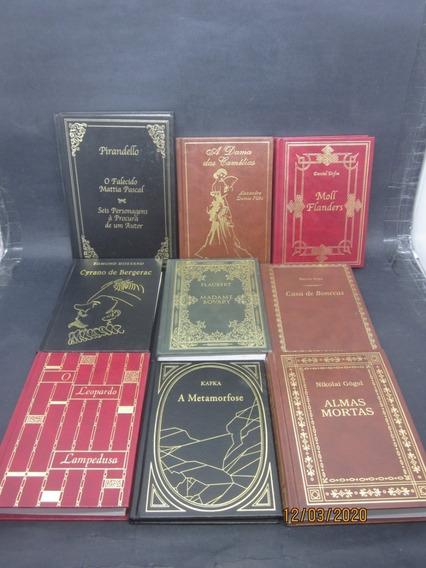 Clássicos De Literatura Nova Cultural 35 Livros