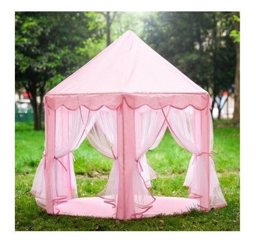 Carpa Camping Casa De Niñas Tienda Princesa Castillo + Envió