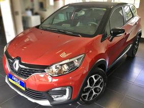 Renault Captur Intense 2.0 2018 Vermelho Flex