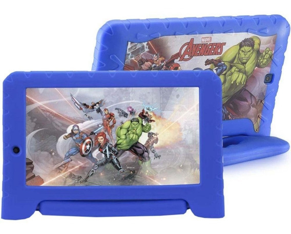 Tablet Multilaser Avengers Plus Nb280 Tela 7 8gb Wi-fi