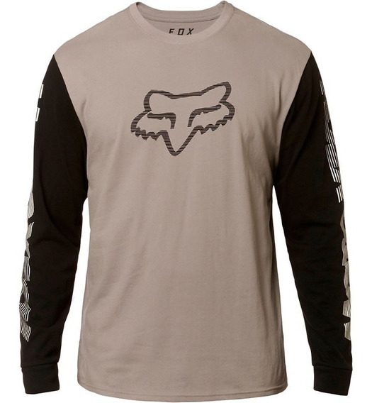 Playera Fox Manga Larga Victory Ls Airline 23060