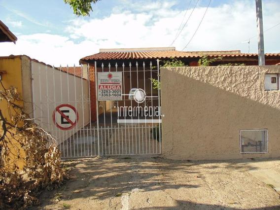Casa Residencial Para Locação, Jardim Hermínia, Boituva. - Ca1755