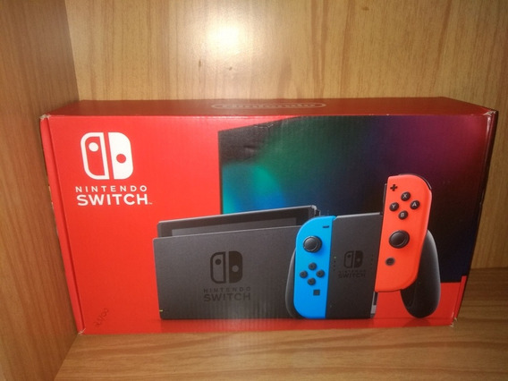 Nintendo Switch Néon