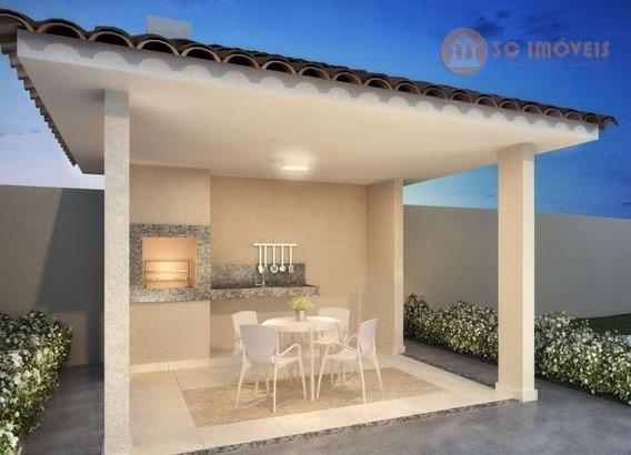 Lançamento Minha Casa Minha Vida!! Apartamento 2 Dormitórios!! - Ap0215