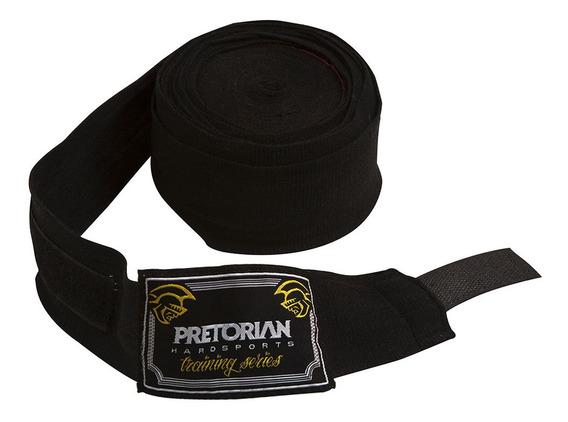 Bandagem Elástica Pretorian Training 4.5 M Preta