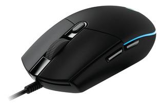 Logitech G203 Prodigy, Mouse Gaming, 6 Botones / 200~8000dpi