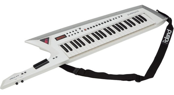 Keytar Sintetizador Guitarra Teclado Ax-edge-w Roland