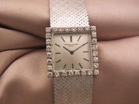 Vacheron Constantin Com 1,12 Diamante Todo Ouro 18k J17301