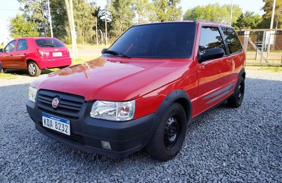 Fiat Uno Fire Way 1.3 Año 2010