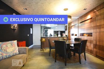 Apartamento No 7º Andar Mobiliado Com 2 Dormitórios E 2 Garagens - Id: 892853624 - 153624