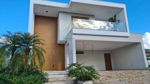 Casa À Venda, 350 M² Por R$ 2.250.000,00 - Condomínio Mont Blanc - Sorocaba/sp - Ca2463