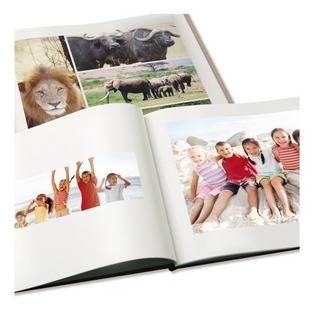 Foto Libro 20x20 Editable Horizontal