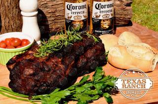 Bondiola Ahumada (estilo Texas) C/salsas Y Panes 10pp