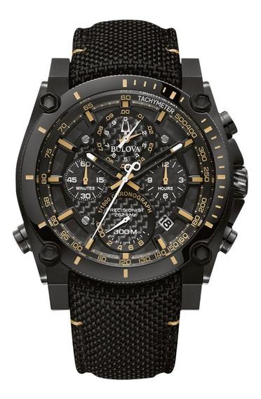 Relógio Bulova 98b318 Precisionist Lançamento Não 98b172