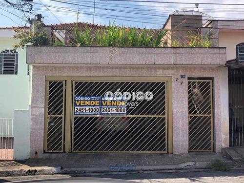 Imagem 1 de 22 de Casa Com 2 Dormitórios À Venda, 150 M² Por R$ 490.000,00 - Gopoúva - Guarulhos/sp - Ca0192