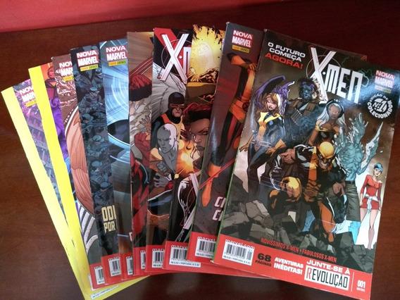 Coleção X-men Nova Marvel - Edições 1 A 10