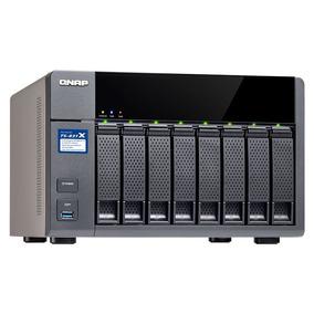 Storage Qnap Ts-831x Nas Até 96tb 8 Baias ( Sem Os Hds )