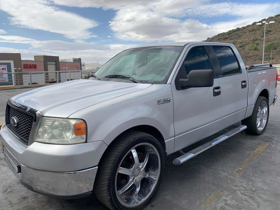Ford F-150 Doble Cabina Xlt 5.4