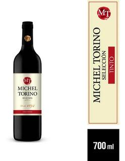Vino Tinto Michel Torino Etiqueta Dorada X700 Cc Pack X6 U