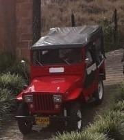 Willys Operable, En Buenas Condiciones, Modelo 51