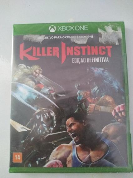 Killer Instinct Edição Definitiva Novo
