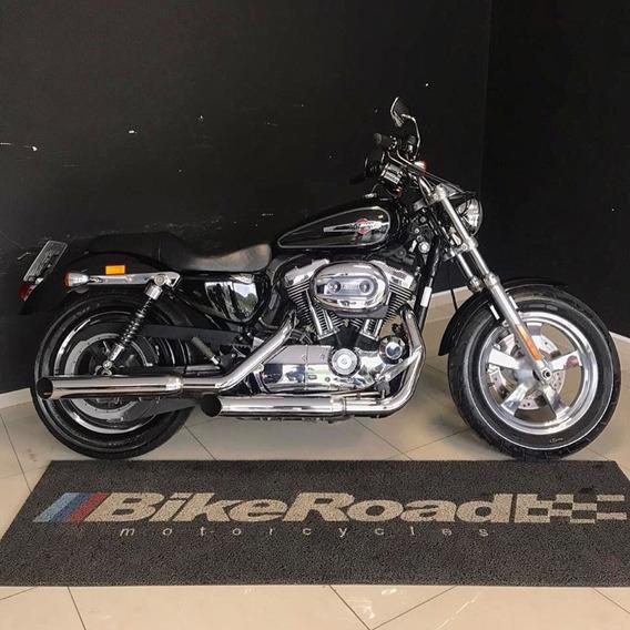 Harley Davidson Xl 1200c Sportster 2013